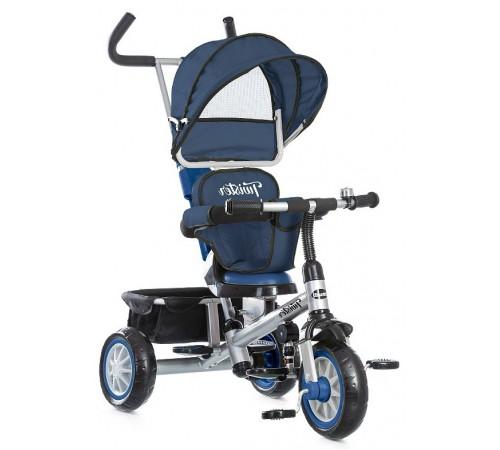 chipolino Трицикл twister trkt01702na синий