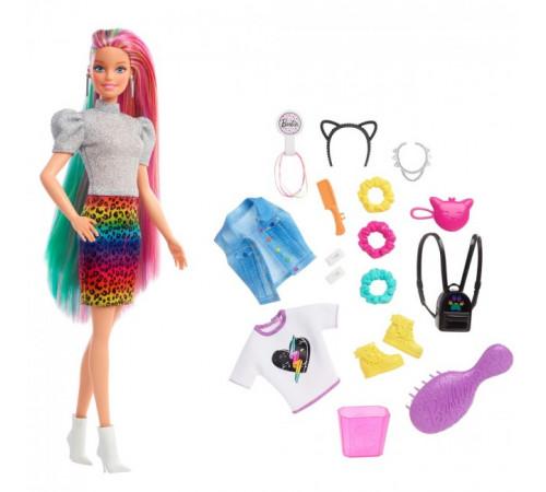 """barbie grn81 Кукла """"Радужный гепард"""""""