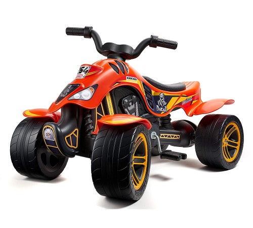 "falk 606d Квадроцикл с педалями ""dakar"" оранжевый"