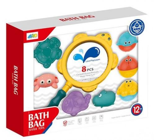 """bayo 40057 Набор игрушек для купания """"Сачок"""""""