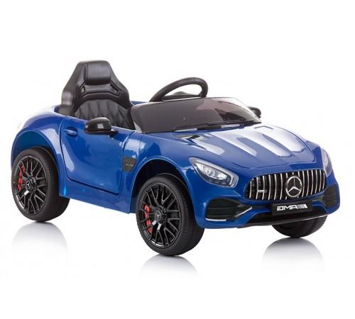 chipolino Машина на аккумуляторе elkmbamggt04 mercedes benz amg gt синий