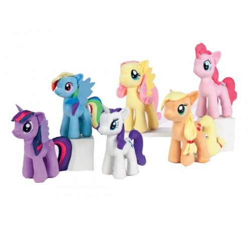 "play by play  760015980 Герои м/ф ""my little pony"" (в асс. 6) 27 см"
