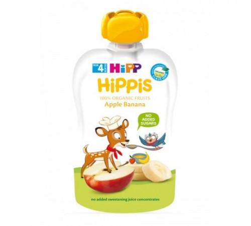 hipp 8573 piure surpriza de mere si banane (4+ luni), 100 g