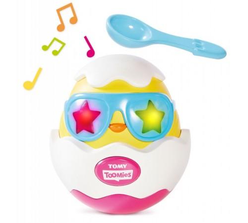 """tomy 27721 Музыкальная игрушка """"Цыплёнок в яйце"""" e72816"""