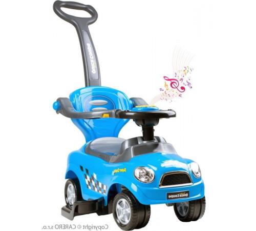 bayo 30139 Машинка с ручкой super coupe синий