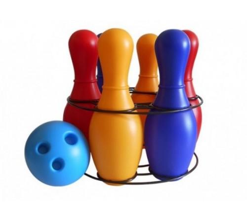 "Jucării pentru Copii - Magazin Online de Jucării ieftine in Chisinau Baby-Boom in Moldova colorplast 0725 bowling ""Радуга 6"""