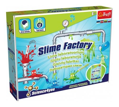 """trefl 60756s set de joc """"mare laborator  slime"""""""