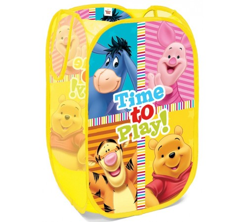 "seven 9526 Органайзер для игрушек ""winnie the pooh"""
