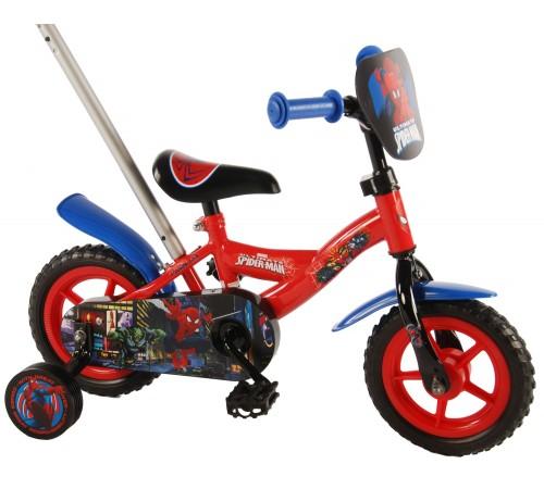 "volare Велосипед ""spiderman 10"" 41054 красный"