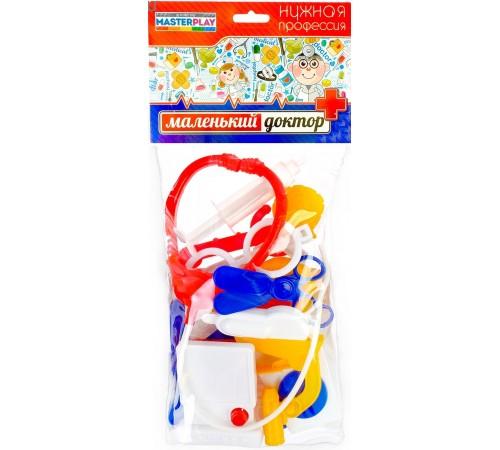"""Детскиймагазин в Кишиневе в Молдове color plast 0352 Детский набор """"Маленький доктор"""" (23 дет.)"""