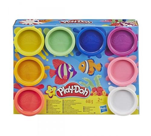 play-doh e5044 Набор пластилина из 8 цветов в асс.
