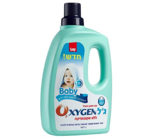 sano gel pentru indepartatrea petelor oxigen baby (3 l.) 280563