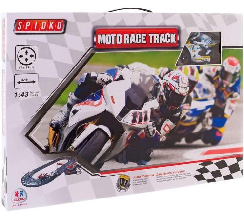 globo 36451 Гоночный мото-трек spidko moto race track