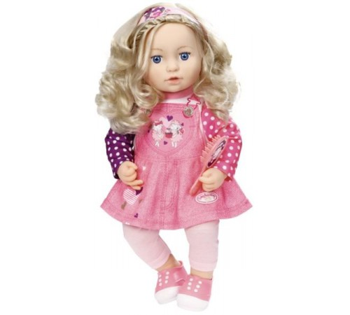 Детскиймагазин в Кишиневе в Молдове zapf creation 700648 Кукла baby annabell Красавица София (43 см.)