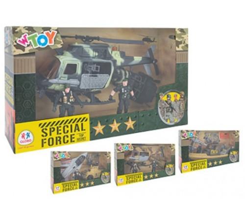 globo 39850 Игровой набор военной техники  w'toy  в асс.