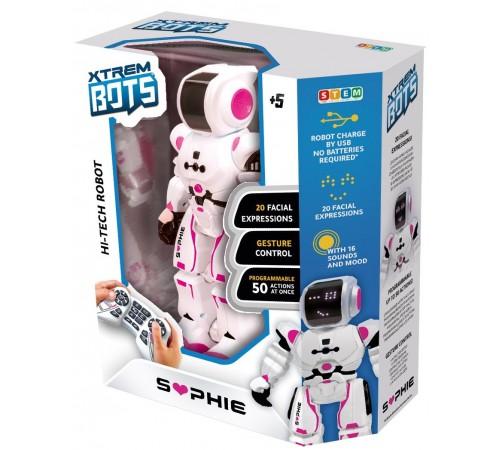 """xtrem bots xt380838 Интерактивный робот """"Софи"""""""