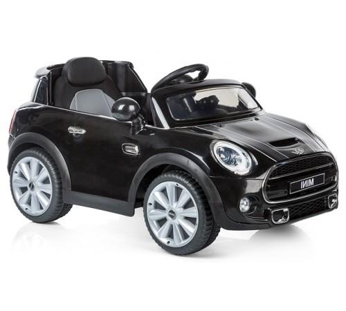 chipolino Машина на аккумуляторе mini cooper hatch elkmch171bl черный