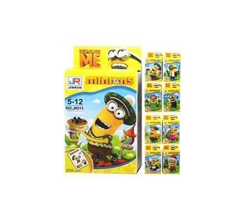 "Jucării pentru Copii - Magazin Online de Jucării ieftine in Chisinau Baby-Boom in Moldova op РЕ02.22 constructor ""minions"" in sort. (8)"