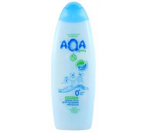80.04 aqa baby crema-gel pentru scăldat copii (500 ml.)