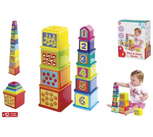 Детскиймагазин гусь-гусь в Кишиневе в Молдове color baby 44285 Кубики