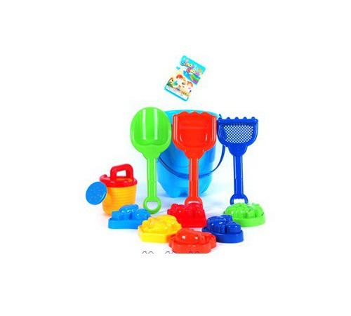 Jucării pentru Copii - Magazin Online de Jucării ieftine in Chisinau Baby-Boom in Moldova op Л01.58 set pentru nisip (11 el.)
