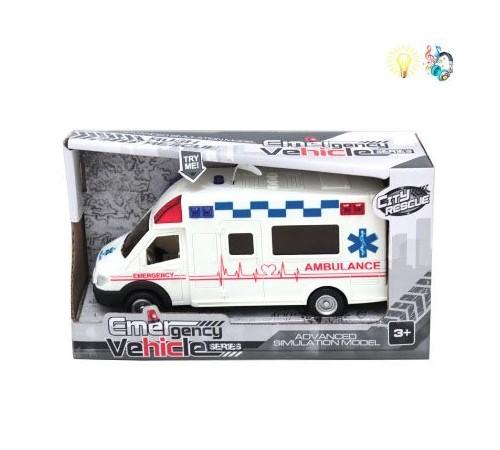 """op МЕ01.155 mașină inerțială """"ambulanță"""""""