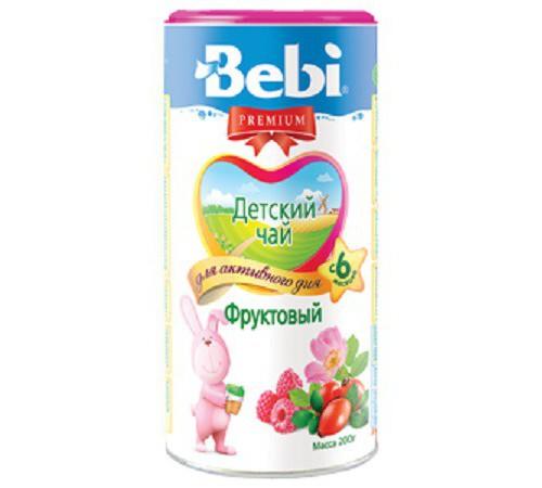 Детское питание в Молдове babi Детский фруктовый чай (6m+) 200 гр.