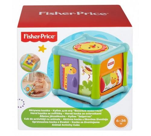 """Детскиймагазин в Кишиневе в Молдове fisher price bfh80 Кубик """"Веселые животные"""""""