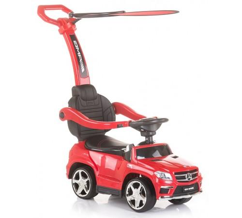 chipolino Машина c ручкой mercedes amg  rocamgc182re красный
