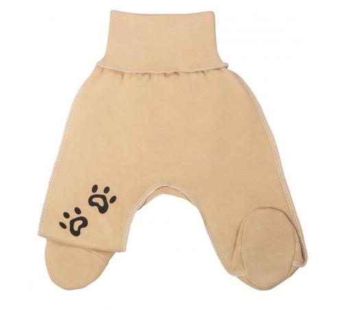 """Одежда для малышей в Молдове veres 104.90.62 Ползунки """"leo baby"""" (р.62)"""