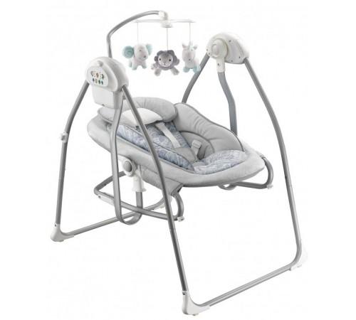 baby mix  ur-by020 leagăn-balansoar 2in1gri