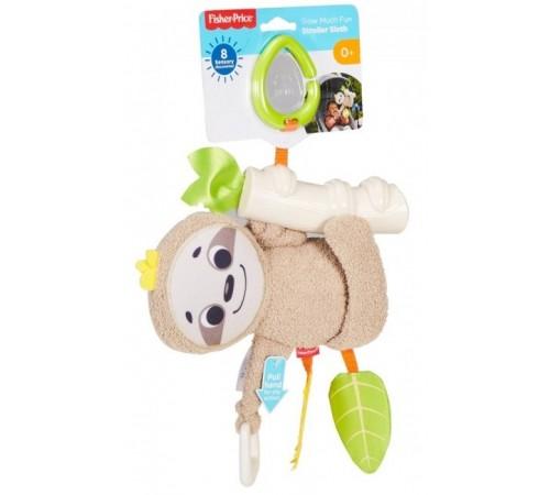 "fisher-price fxc31 Мягкая игрушка-подвеска ""Ленивец"""