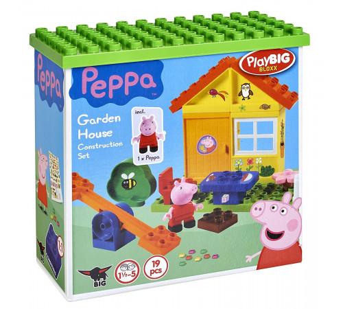 """peppa pig 57073 Конструктор """"Летний домик"""" (19 дет.)"""