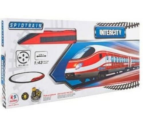 """Jucării pentru Copii - Magazin Online de Jucării ieftine in Chisinau Baby-Boom in Moldova globo 39333 calea ferata spidtrain """"tren de mare viteză"""""""