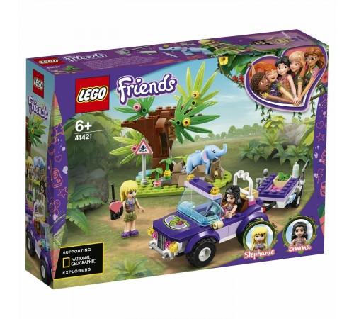 """lego friends 41421 Конструктор """"Спасение слонёнка """" (203 дет.)"""