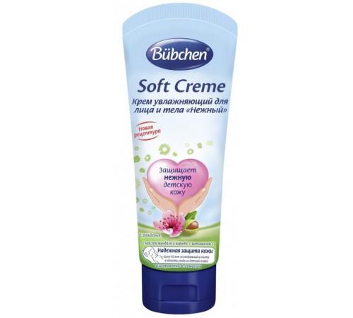 """bubchen crema hidratanta pentru faţa şi corp """"soft"""" (75 ml)"""