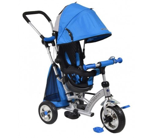 baby mix Трицикл ur-xg6026-t17 голубой.