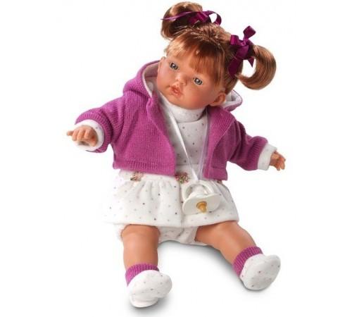 """llorens Кукла """"Алиса"""" 33268 (33 см.)"""