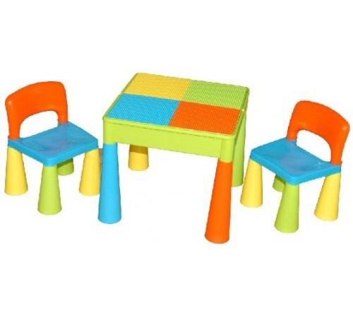 tega baby Комплект Стол+2 стула mt-001