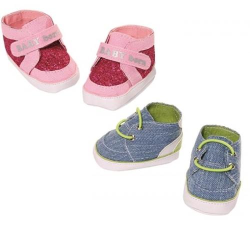 zapf creation 824207 Стильные кросовки для куклы  baby born в асс.
