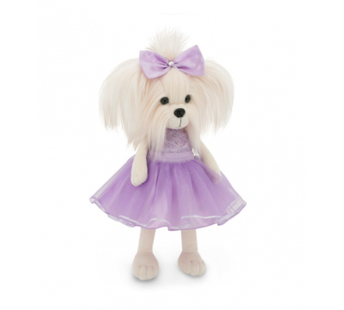 lucky doggy (orange toys)  Собачка mimi lilac ld004