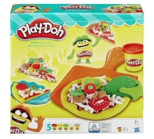 """Детскиймагазин в Кишиневе в Молдове play-doh b1856  Игровой Набор """"Пицца"""""""