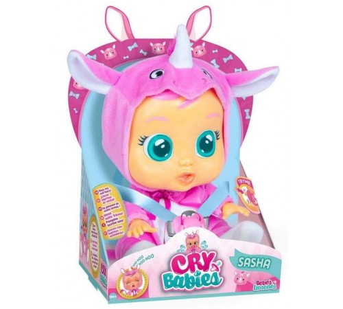 "cry babies imc093744 Плачущая кукла ""sasha"""