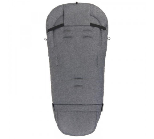 "womar zaffiro sac de dormit igrow 2.0 ""wool melange graphite"""