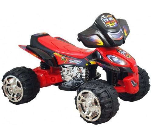 baby mix ur-zp5118 Квадроцикл на аккумуляторе черный