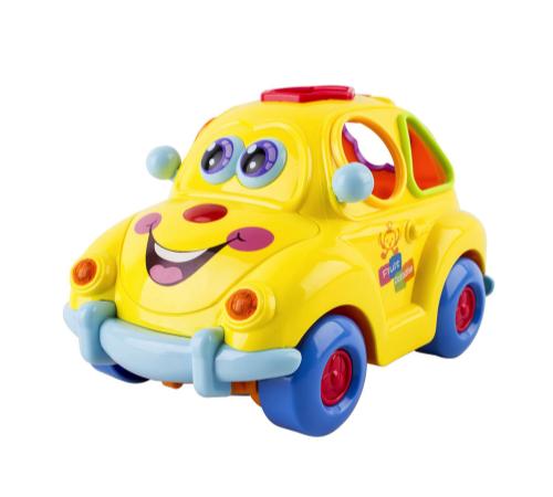 """Детскиймагазин в Кишиневе в Молдове hola toys 516 Музыкальная игрушка """"Веселый автомобиль """""""