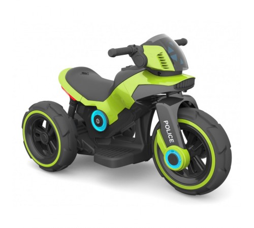baby mix skc-sw-198 green motocicleta electrica verde