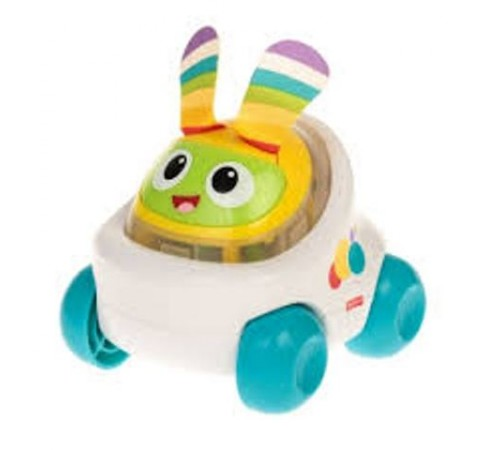 "Jucării pentru Copii - Magazin Online de Jucării ieftine in Chisinau Baby-Boom in Moldova fisher-price fcw57 automobil ""bibo,ritme vesele"" in sort.(2)"
