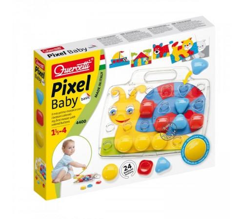 Детскиймагазин в Кишиневе в Молдове quercetti 4400 Мозаика pixel baby