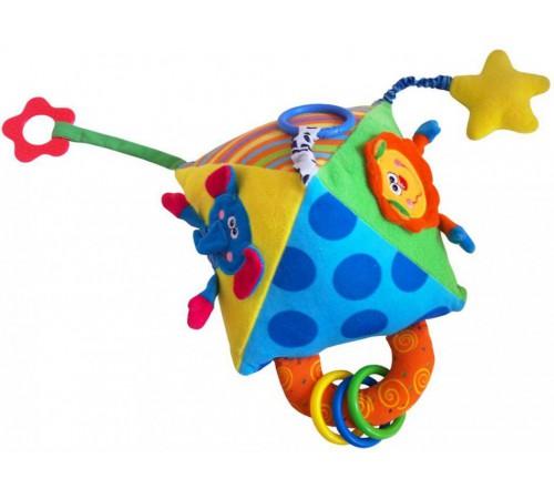 "Детскиймагазин в Кишиневе в Молдове baby mix ef-te-9898 Игрушка плюшевая ""Пирамидка"""
